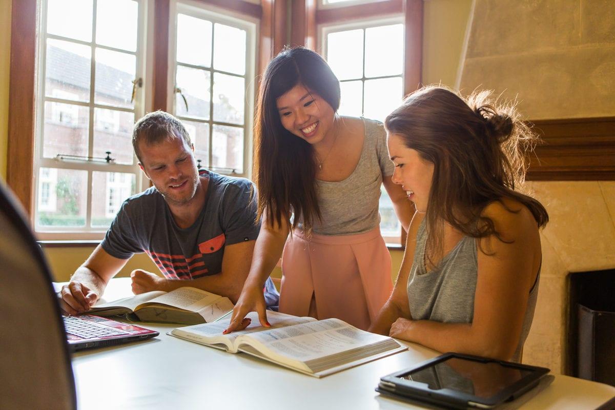 Academic Programs & Support Undergraduate University College