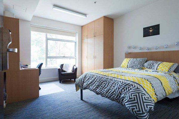 Incredible Student Residential College Casual Accommodation Interior Design Ideas Clesiryabchikinfo