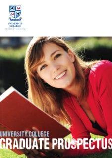 UC Grad Prospectus