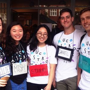 Our O-Week Leaders are on-hand to help you find your feet in Melbourne.