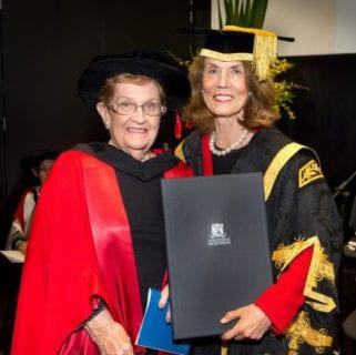 Dr Margaret Garson AO