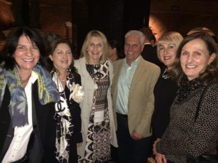 Dr Jennifer McDonald with former UC students