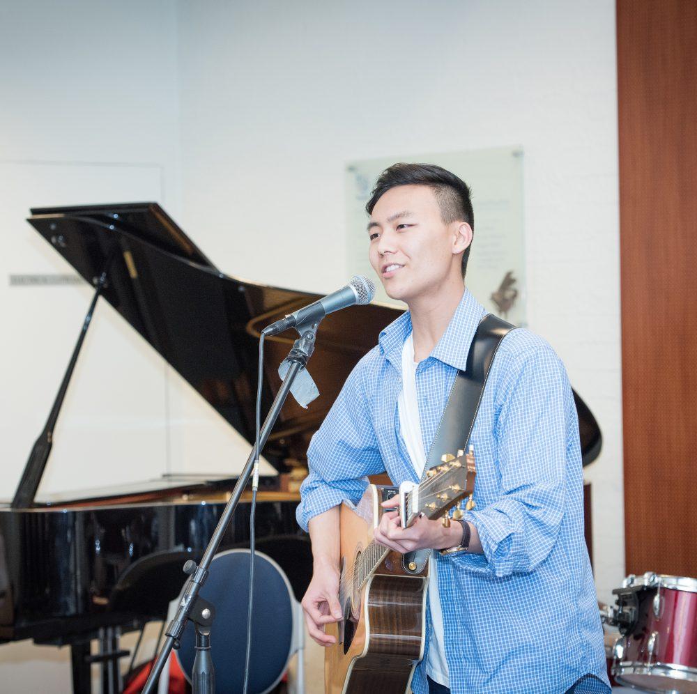 Musical Soiree - semester 1