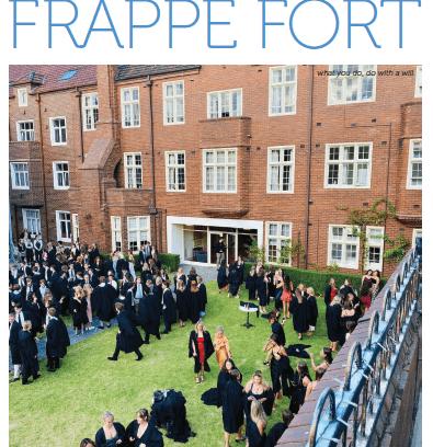 Frappe Fort July 2021