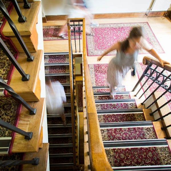 Ellis Wing Staircase