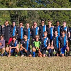 Boy's Soccer Team