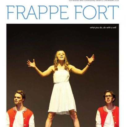Frappe Front Cover - Dec 2018
