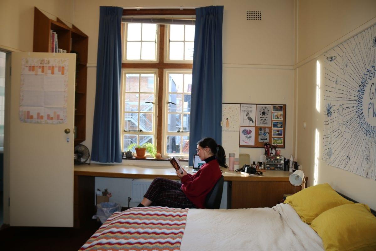 Rooms and Meals Undergraduates University College