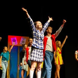 A new UC theatre production is staged every year