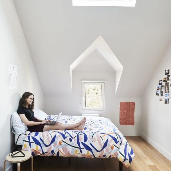 New skylight room
