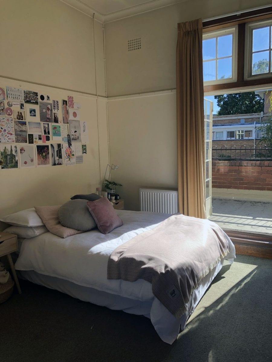 Heritage student room