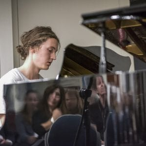 UC hosts many musical events and offers music rooms for practice