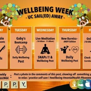 Wellbeing Week Online